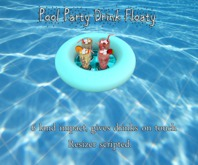 {.Gross Princess.} Pool Party Drink Floaty