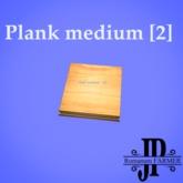 Plank medium [2] [G&S]