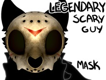 HALLOWPUP! Legendary Scary Guy Mask Texture Mod