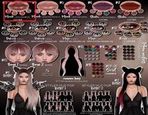 #3 Sintiklia - Moon mistress - Miracle lipgloss reds