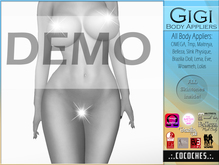 .:.CoCoChes.:. Gigi All Body Appliers DEMO PACK