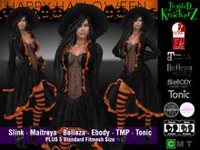 ::TwysteD KnickerZ:: Witch #2 Halloween Costume