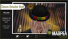 MadPea Clown Bowler Hat