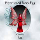 Wyrmwood Egg Common Red Fairy