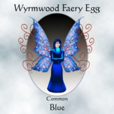 Wyrmwood Egg Common Blue Fairy