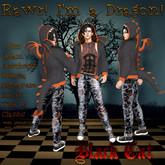 RRW ~ Rawr I'm a Dragon ~ Black Cat