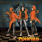 RRW ~ Rawr I'm a Dragon ~ Pumpkin