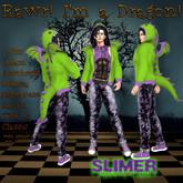 RRW ~ Rawr I'm a Dragon ~ Slimer