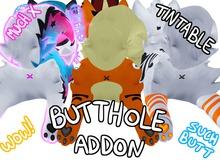 HALLOWPUP! Cute X Bootyhole -ADDON