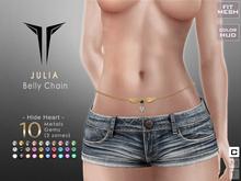 **RE** Julia Belly Chain BOX