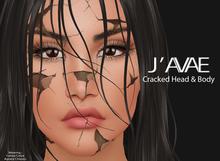[J'AVAE] CRACKED FACE & BODY