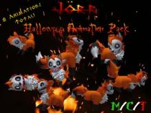 [Jörr] Hallowpup Animation Pack, Hud, and Gestures!