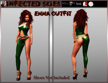 Emma Outfit Green