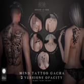 *Queen oF Ink - Mind Tattoo [Samurai II]