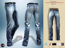 A&D Clothing - Pants -Dexter- Stonewashed