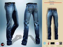 A&D Clothing - Pants -Dexter- Blue