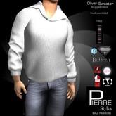 PierreStyles - OLIVER  SWEATER: SLINK,AESTHETIC,ADAM,BELLEZA,GIANNI,TMP