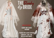 LEGENDAIRE BLOODY BRIDE
