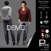 DEMO * PierreStyles - OLIVER  COMBO :Classic & SLINK,TMP,ADAM,BELLEZA,AESTHETIC,GIANNI