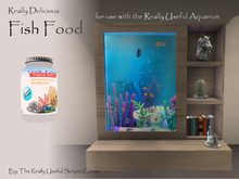 Fish Food - 50 feeds