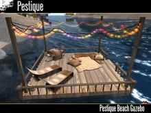 Beach Gazebo from Pestique (Boxed)