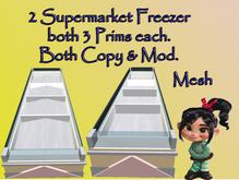 Combo Freezers