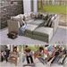 <Heart Homes> Family Corner Sofa (copy, boxed)