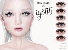 IGOTIT - Basic Eyes - Fatpack!