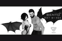 ILLI - [Bento Project] Bat Wings DEMO