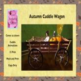 LEP ~ Autumn Cuddle Wagon