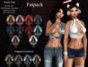 DE Designs - Karen Top - Fatpack