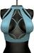 DE Designs - Karen Top - Light Blue