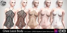 Ghee Lace Body (5in1)