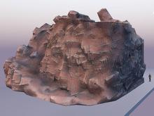 The broken seal - Ruins