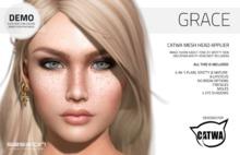 [ session ] Grace Tone02 (Catwa) v1.0