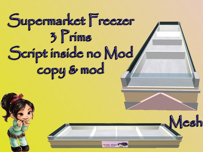 Supermarket Freezer 2