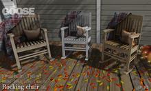 GOOSE - Rocking chair