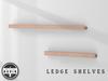 Burin: Ledge Shelf