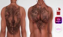 TSB ::: Tattoo bad Wolf