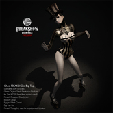 Ghee FREAKSHOW ~ BIG TOP (complete outfit)