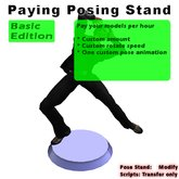 Paying Pose Stand (boxed) BASIC