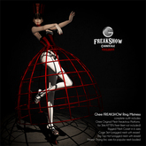 Ghee FREAKSHOW ~ RINGMISTRESS  (complete outfit)