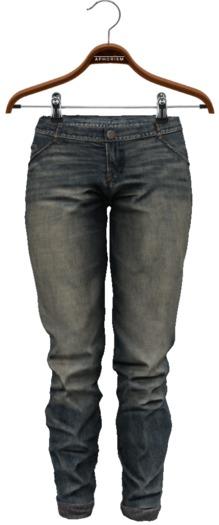 !APHORISM! - Jane Boyfriend Jeans - Worn Vintage