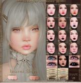 (Enfer Sombre*) Catwa Skin applier - Amber - Izumi (4)