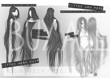Moon. Hair // - BUY ALL - Solstice