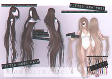 Moon. Hair // - Variety - Solstice