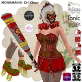 MONOMANIA - Evil Clown