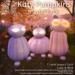 [DDD] Kitty Pumpkins - Pastels - 10 + 8 Tex. Change!