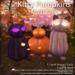[DDD] Kitty Pumpkins - Multitone - 10 + 8 Tex Change!