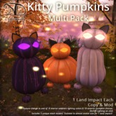 [DDD] Kitty Pumpkins - Multitone - 10 + 8 Tex Change!